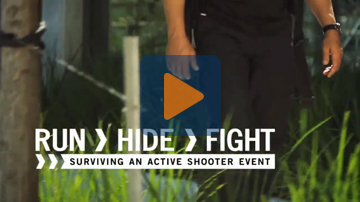 Run Hide Fight - Active Shooter Video
